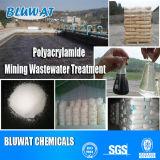 Hoog Polyelectrolyte van de Viscositeit Polymeer voor de Behandeling van het Water