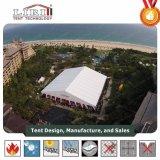 50X50m große Hochzeits-Festzelt-Musik-Festival-Zelte in Negeria