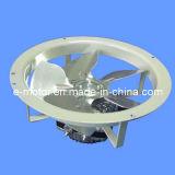 Ventilatormotor mit Ring-Rahmen