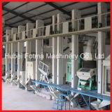 60 a 70 ton/día de la planta automática de molino de arroz, arroz Fresadora