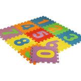 Мягкая чувствуя циновка головоломки пены печатание пены Tatami ЕВА для сферы деятельности