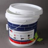 5L/10L/15L/16L/18L/20L/25L/30L пластиковые ведра ведра продовольственной масла химического лакокрасочное покрытие контейнера