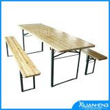 Сильный деревянный журнальный стол сада