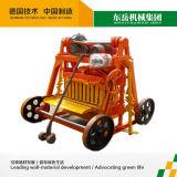 Qt40-3b 계란 위치 구획 기계 가격