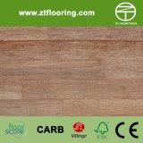 Проектированная щетка Bamboo HDF Настил-Кофеего Strandwoven белая