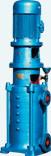 Pompa centrifuga verticale multistadio serie DL (DLR)