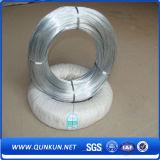 2016 a venda de arame de ferro galvanizados a quente/ fios de aço galvanizado