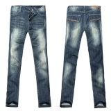 Damen Jeans in Blau mit Stretch (je-PV1020)
