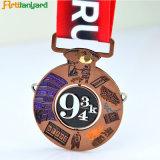 La aleación modificada para requisitos particulares del cinc se divierte la medalla del metal