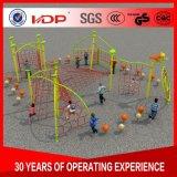 Fabricado na China Formação Playground Fitness, tempo de vida útil do equipamento de fitness