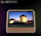 Les plus populaires ! ! ! 9'' Moniteur d'appui tête portable avec lecteur de DVD USB IR SD émetteur FM