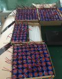 Bateria de lanterna elétrica recarregável do lítio 18650