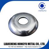 Roestvrij staal van de Wasmachine van het Slot van DIN 6798 het Getande 4.8 6.8 8.8