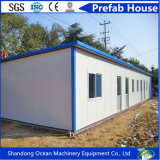 가벼운 강철 프레임 및 샌드위치 지붕 및 벽면의 빠른 임명 고품질 Prefabricated 건물 집