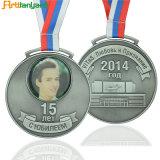 Fördernde kundenspezifische Preis-Medaillen für Sport sogar