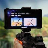 para el arma elegante androide del juego de AR del juguete de Bluetooth del teléfono del IOS
