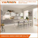 2018 fábrica Linear de venda directa de armário de cozinha em madeira maciça