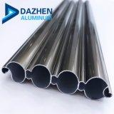 Алюминиевые квадратные полой трубке профиль ролика затвора материал из алюминия