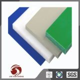 Strato bianco della plastica di prezzi poco costosi pp