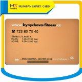 Une norme ISO 14443/Mifare 1K carte à puce en PVC