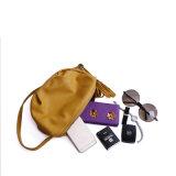 Br1002. A forma das bolsas do desenhador do saco das senhoras das bolsas do saco de couro da vaca do vintage da bolsa do saco de ombro ensaca o saco das mulheres