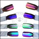 Colorant acrylique de poudre de sirène d'arc-en-ciel de perle de miroir allochroïque de l'aurore d'Ocrown