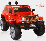 Jeep elettrica per i capretti, automobile elettrica del giocattolo dei capretti da guidare