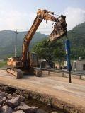 Ztp60 공수 바위 나누는 기계를 위한 유압 큰 톤량 나누는 기계