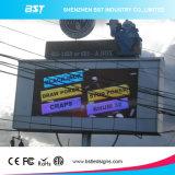 IP65 imperméabilisent l'éclat d'autorégulation d'écran d'Afficheur LED de la publicité extérieure de RVB P6