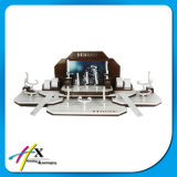 Professional Wholesale High Lusty Lacquer Wood and Acrylic Watch Display