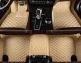 5D三菱Grandisのための革XPE車の床のマット