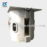 industrieller Mittelfrequenzinduktions-5ton Eisen-und schmelzender Aluminiumofen