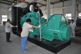 gerador de ímã permanente de preço da fábrica 1000kVA de gerador de potência 800kw Cummins