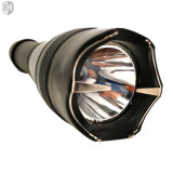 HochspannungsSelbstverteidigung mit LED-Taschenlampe betäuben Gewehren