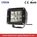 Lumière de travail du CREE 24W DEL pour la jeep tous terrains (GT1022-24W)