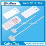 Legame di nylon della chiusura lampo della fascetta ferma-cavo di resistenza UV