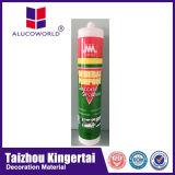 Sealant прилипателя силиконовой резины Alucoworld общецелевой