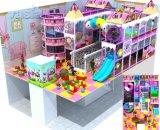ショッピングセンターはJungel Gyms Playlandの子供の商業屋内運動場をからかう