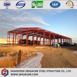 Peb Taller de estructura de acero con aislamiento de lana de fibra de vidrio