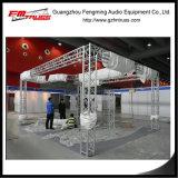 Fascio di alluminio dello zipolo per la visualizzazione esterna di pubblicità di schermo del LED