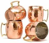 Tasse chaude d'en cuivre de tasse de Moscou de vente