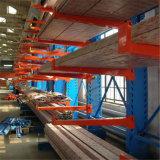 Rack de armazenamento variável industrial de armazenamento em cantilever industrial