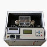 Kit de la prueba de la fuerza dieléctrica del petróleo del transformador de la alta exactitud (Bdv-Iij-II)