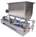 Machine de remplissage semi automatique de miel de pâte