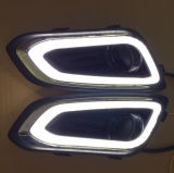 12V 3000LM Luces diurnas LED para Ford Escort