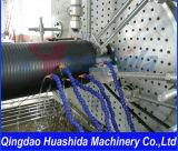 HDPE strukturierte Wand-Rohr-Extruder-Maschine