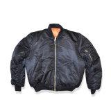 Куртка бомбардировщика зимы куртки людей пилотная для куртки армии