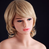 Muñecas adultas realistas del amor del sexo del silicón de la muñeca de la muñeca sólida del sexo
