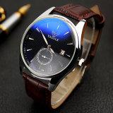 306 Männer überziehen Uhr-Großhandelshersteller der Uhren und der Timepieces mit Leder