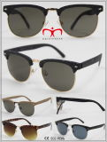 Nouveau mode de la moitié des lunettes de soleil Rim (WSP601526)
